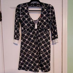Skull and crossbones Demi Loon dress
